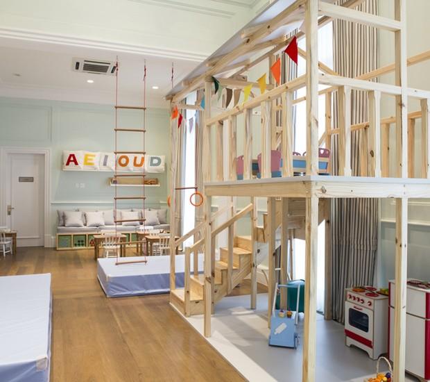 quarto infantil; brinquedoteca (Foto: Flare Fotografia)
