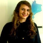 Andrea Campos é auxiliar adminstrativo na Inter TV Grande Minas (Foto: Arquivo Pessoal)