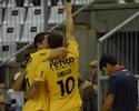 Com dois gols de Dian, Jaraguá vence Joinville de virada na abertura da LNF