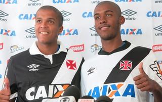 Erick Daltro e Bruno Ferreira Vasco (Foto: Raphael Sarko)