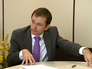 Secretário de Administração de Campinas (SP), Silvio Bernardin (Foto: Vanderlei Duarte/EPTV)