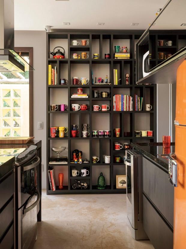 cozinha; Ney Lima (Foto: Victor Affaro/Editora Globo)