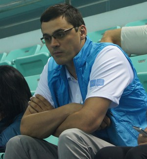 Alexander Popov Jogos Olímpicos Juventude (Foto: Thierry Gozzer)