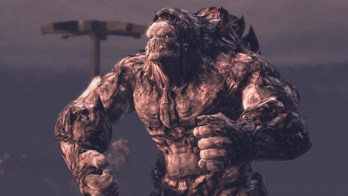 Berserker de Gears of War (Foto: Reprodução / TechTudo)