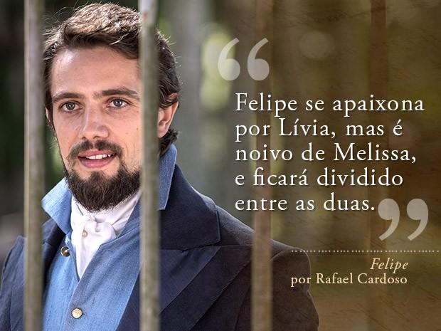 Felipe (Foto: Fábio Rocha/Gshow)