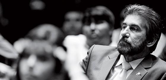 Valdir Raupp, do PMDB (Foto: Beto Barata/Folhapress)
