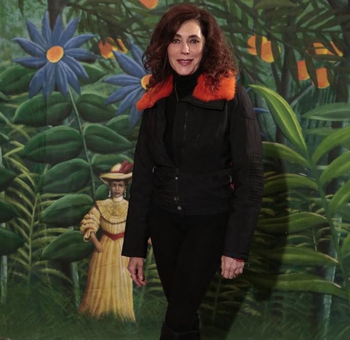 Christiane Torloni viveu intensamente a obstinada Iolanda (Foto: Felipe Monteiro/ Gshow)