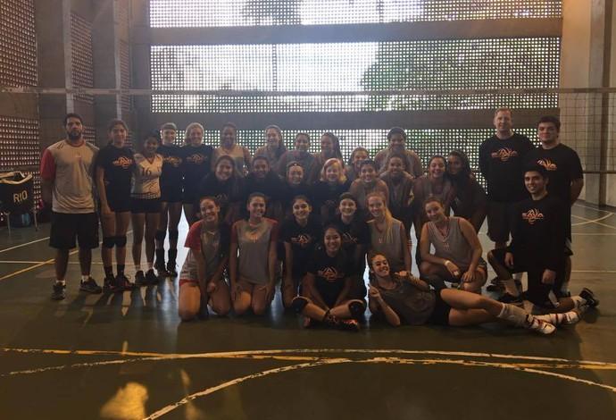vôlei Southern Arizona Volleyball Academy (Foto: Reprodução Facebook)