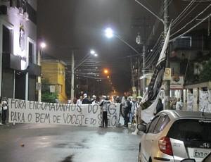 protesto vila 2806 (Foto: Fernando Prandi)