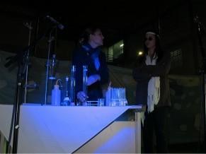 Teatro de Química Aulas Inovadoras  (Foto: Divulgação)