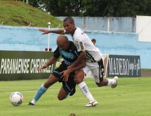 Londrina x Operário-PR (Foto: Robson Vilela/Site oficial do Londrina)
