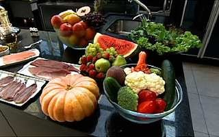 Dieta Mediterrânea ajuda pacientes cardíacos a controlarem colesterol (Foto: Rede Globo)