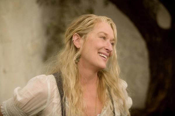 """Meryl Streep em """"Mamma Mia!""""; atriz confirmou sua participação na sequência (Foto: Divulgação)"""