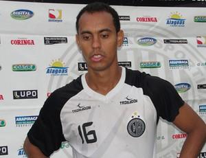 Sylvestre já atuou pelo Asa de Arapiraca (Foto: Divulgação)