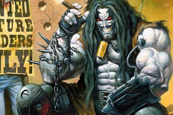 O anti-herói Lobo (Foto: Reprodução)
