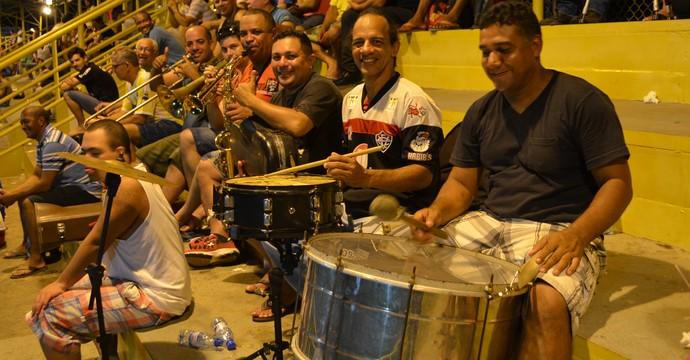 Charanga Roraima (Foto: Nailson Wapichana/GloboEsporte.com)
