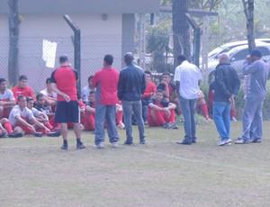 Milton Amaral Mogi  União (Foto: Thiago Fidelxi)