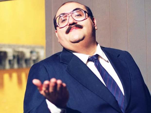 """Comediante Edgar Vivar apresenta espetáculo com seu personagem """"Senhor Barriga"""" (Foto: Divulgação)"""