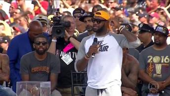 LeBron James é mais um dos EUA  que anuncia ausência na Olimpíada