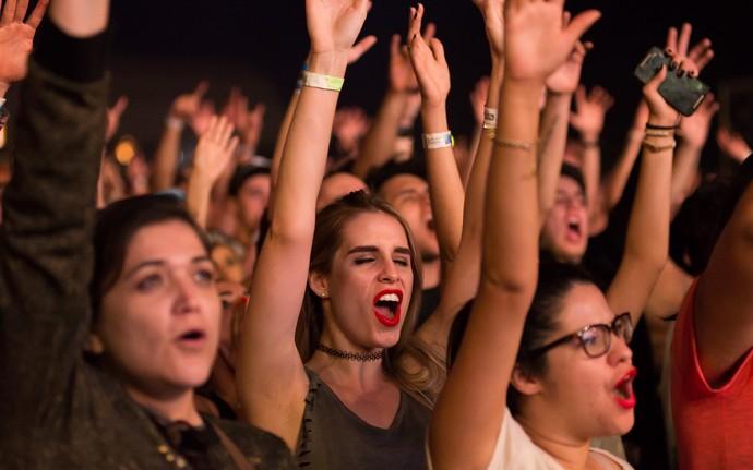 50 mil fãs são esperados no João Rock 2016 em Ribeirão Preto (Foto: Érico Andrade/G1)