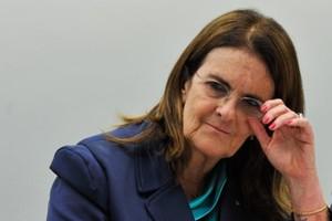Graça Foster estaria envolvida na construção de gasoduto suspeito, diz jornal