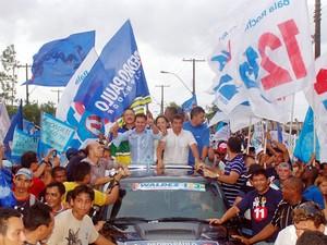 Governador do Amapá  (Foto: Secom Amapá/Divulgação)