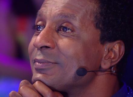 Luís Miranda se emociona com show da família embalado por 'Emoções', do Rei Roberto Carlos