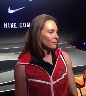 Fabiana Murer atletismo (Foto: Danielle Rocha)
