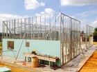 Método de construção seca garante resistência e rapidez nas obras