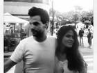 Antonia Morais posta fotos ao lado do namorado