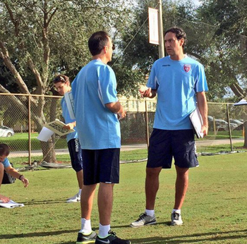 Nesta Miami FC (Foto: Divulgação)