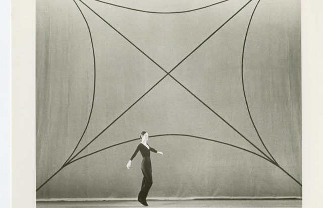 Lucinda Childs - Dance -1978 (Foto:  N.Tileston)
