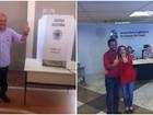 Candidatos a prefeito votam em Fortaleza neste domingo