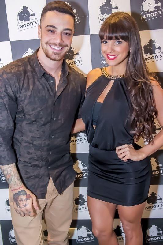 Felipe Titto e Carol Dias (Foto: Divulgação)