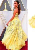 Oscar 2016: looks rendem memes na web