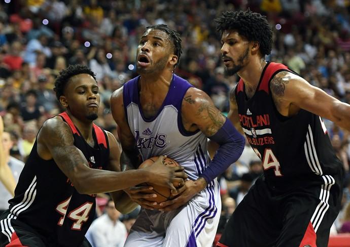 Vander Blue Liga de Verão Lakers (Foto: Ethan Miller / Equipa / Getty Image)