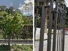 Imóvel histórico de Petrópolis tem jardim cimentado e obra é embargada