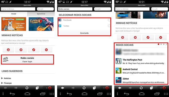 Como baixar e configurar o Opera Mini para Android | Dicas e