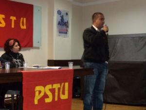 Avanílson Araujo foi confirmado como candidato do PSTU (Foto: Divulgação)