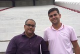 Campos anuncia a renovação de contrato de Soriano para o Carioca