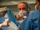 Contra epidemia de cesáreas no Brasil, projeto consegue aumentar número de partos normais