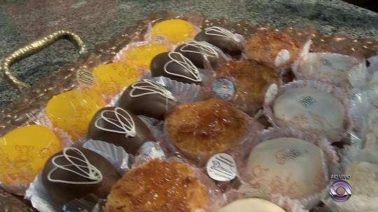 Com mais de 1,8 milhão de doces já vendidos, Fenadoce termina neste domingo em Pelotas