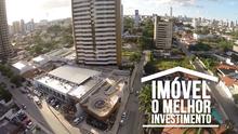 Mercado imobiliário de Campina  é destaque em campanha publicitária (Reprodução)