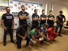 Quadrilha envolvida em furto de armas é presa em Francisco Sá, Norte de MG