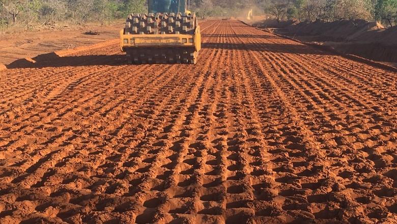 estrada-bahia-obras (Foto: Abapa/Divulgação)