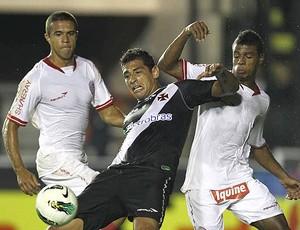 Diego Souza, Vasco x Nautico (Foto: Marcelo Sadio / Site Oficial do Vasco)