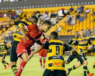 Novorizontino x Sergipe, Copa SP (Foto: William Lima / GR Novorizontino)