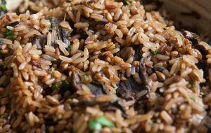 Como fazer arroz 12 grãos com funghi seco