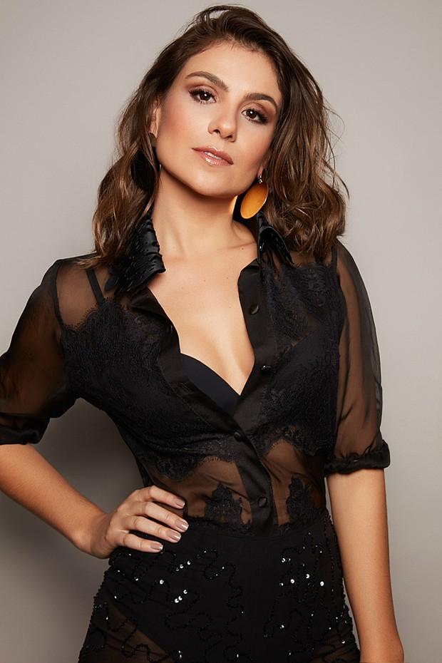 Patrícia Elizardo (Foto: Andrea Dematte)