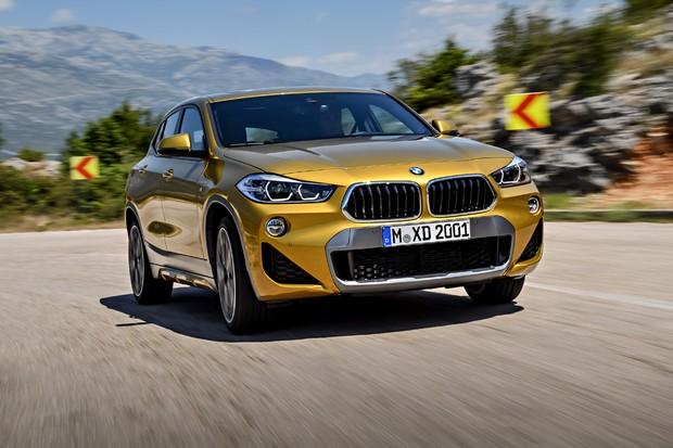 BMW X2 é revelado e chega ao Brasil em março de 2018 (Foto: Divulgação)